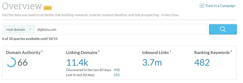 بررسی بک لینک ها در افزایش رتبه سایت