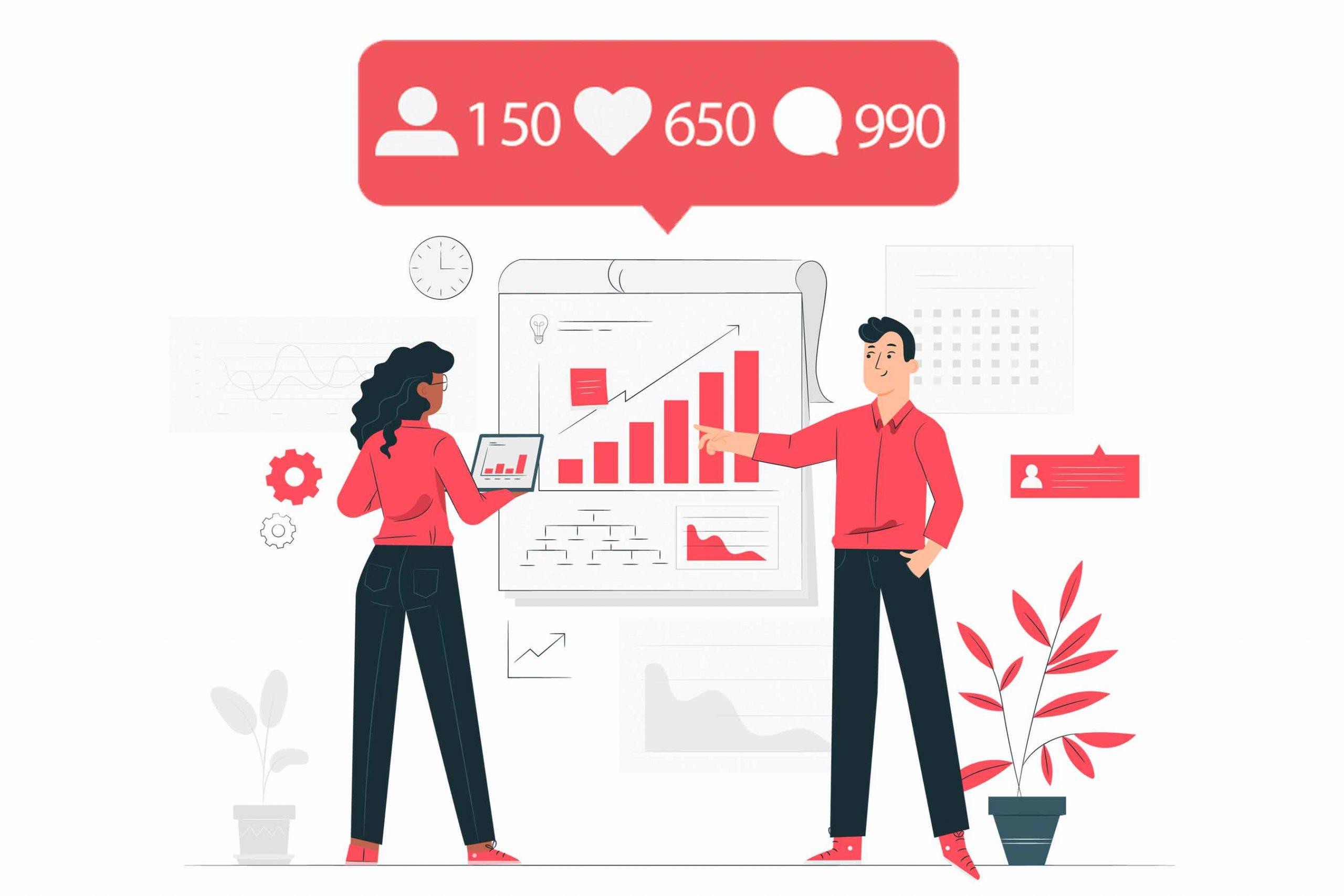 ۲ راه پولساز استراتژی محتوا در اینستاگرام